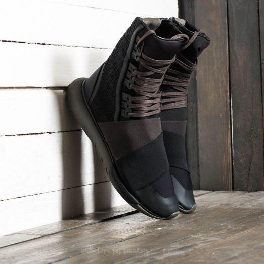 Men's shoes Y-3 Qasa Boot Core Black