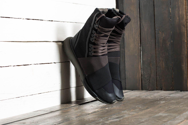 0af37fe0192e0 Y-3 Qasa Boot Core Black  Core Black  Black Olive