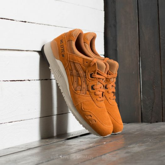 Asics Gel Lyte III Honey Ginger Honey Ginger | Footshop