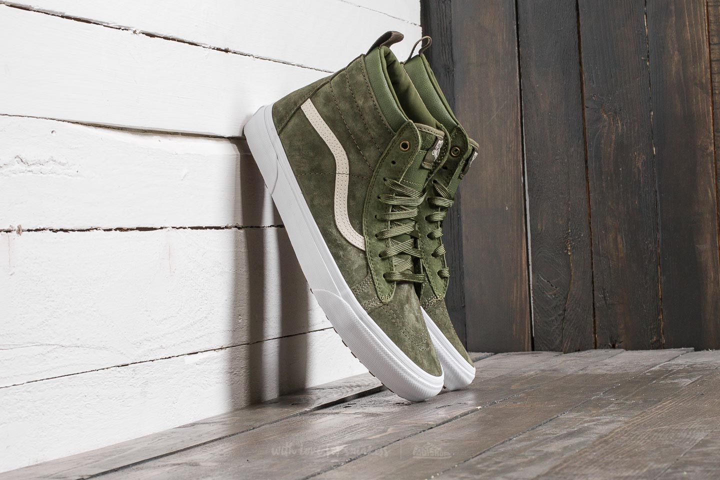 Vans Sk8-Hi (MTE) Winter Moss/ Military | Footshop