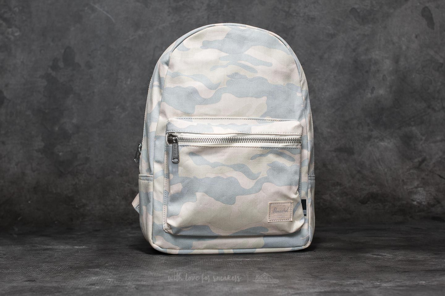 Herschel Supply Co. Grove XS Backpack Washed Canvas Camo
