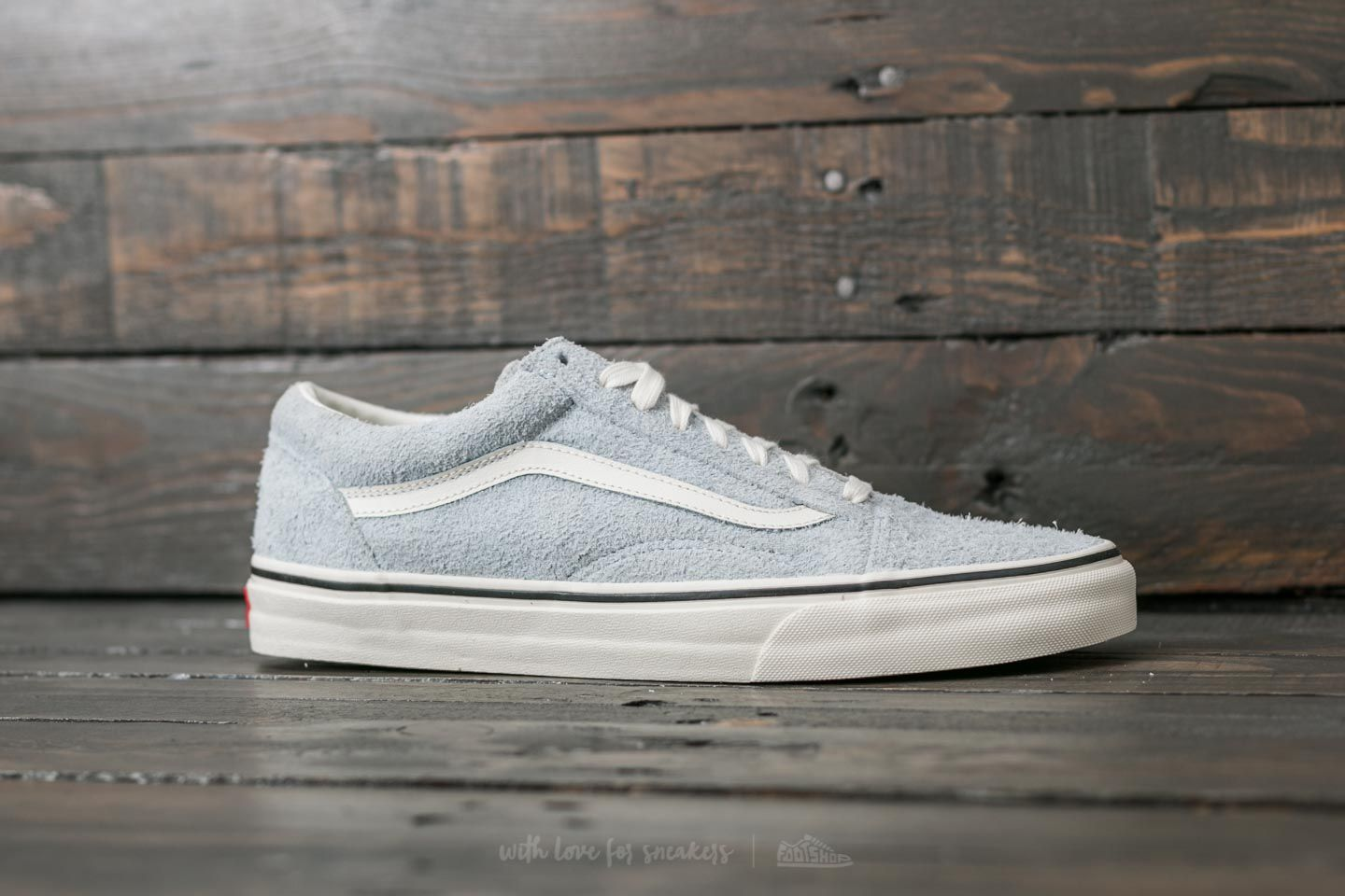 2a3c5cf041b015 Vans Old Skool (Fuzzy Suede) Ballad Blue at a great price 73 € buy