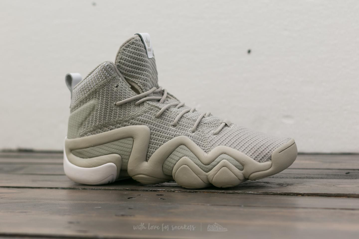 d10d912fe0a adidas Crazy 8 ADV Primeknit Sesame  Sesame  Ftw White at a great price 84