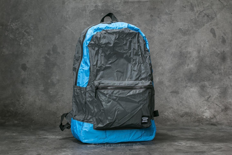 Herschel Supply Co. PA Daypack Black/ Neon Blue Reflective