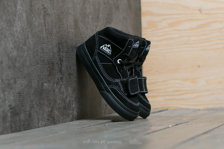 Vans Mountain Edition (Suede) Black/ Black