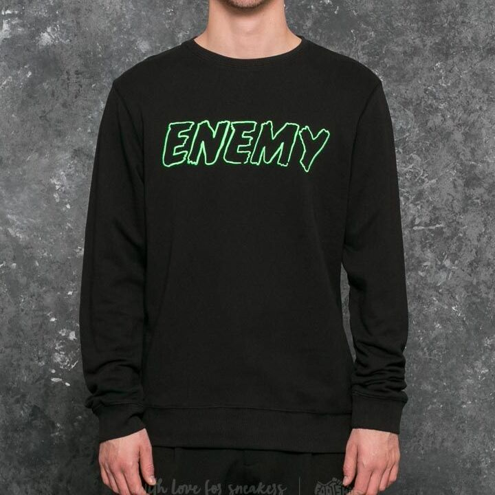 Soulland Pade Sweatshirt Black