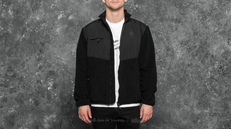 Polar Halberg Fleece Jacket Black/ Black