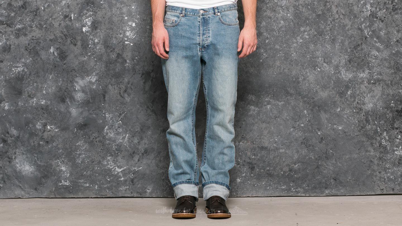 A.P.C. Standard Jeans Indigo za skvělou cenu 2 190 Kč koupíte na Footshop.cz