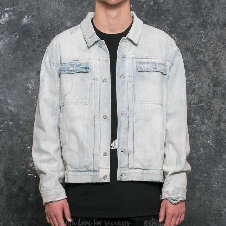 STAMPD Stockton Denim Jacket Light Indigo, Blue