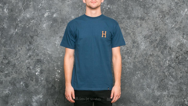 HUF Apparel T-Shirt PLP S/S Gold Print Tee Twilight za skvělou cenu 599 Kč koupíte na Footshop.cz