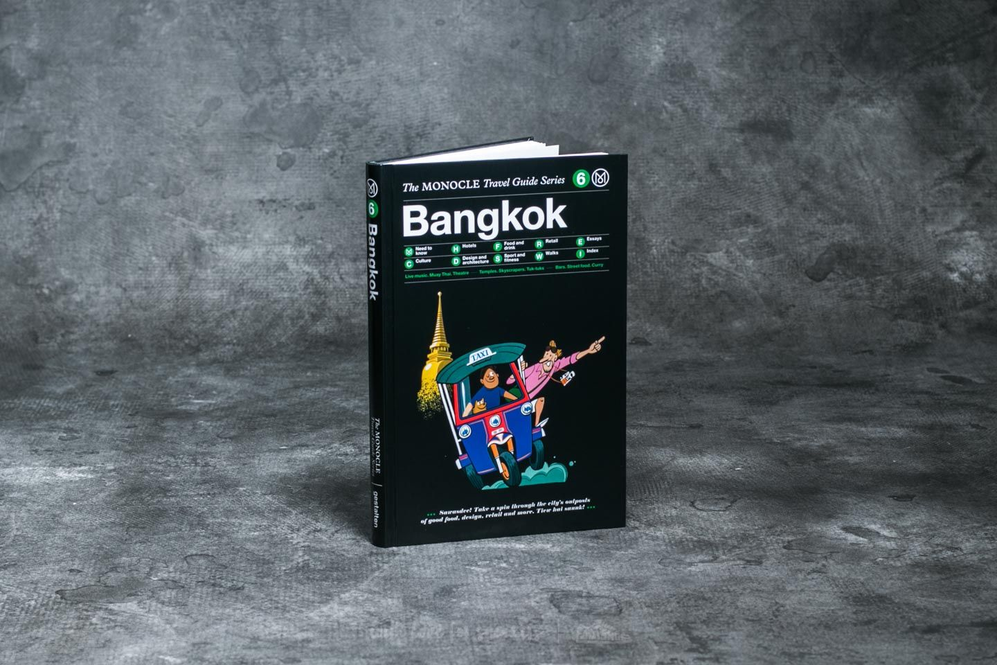 Monocle Bangkok Travel Guide