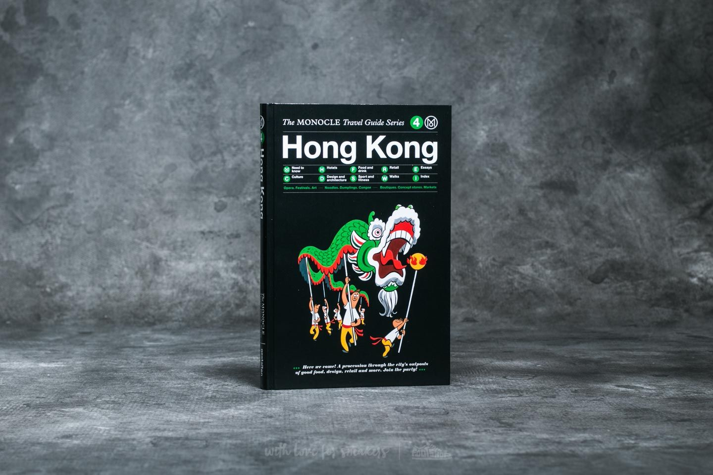 Publications Monocle Hong Kong Travel Guide