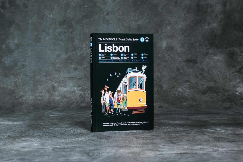 Monocle Lisbon Travel Guide za skvělou cenu 190 Kč koupíte na Footshop.cz