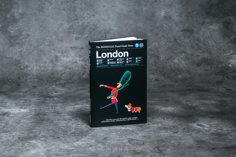 Monocle London Travel Guide za skvělou cenu 390 Kč koupíte na Footshop.cz