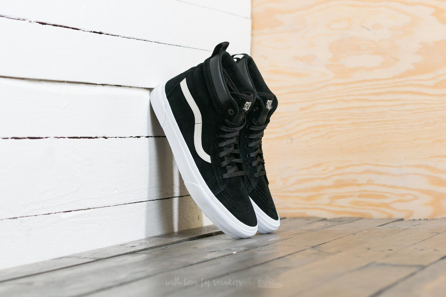 8e089193ad2c Vans Sk8-Hi (MTE) Black  Night