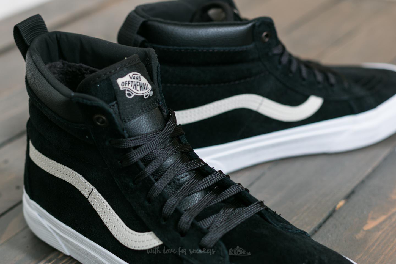 Vans Sk8 Hi (MTE) Black Night | Footshop