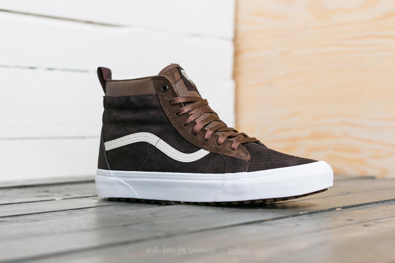 Vans SK8-Hi MTE Dark Earth/ Seal Brown   Footshop