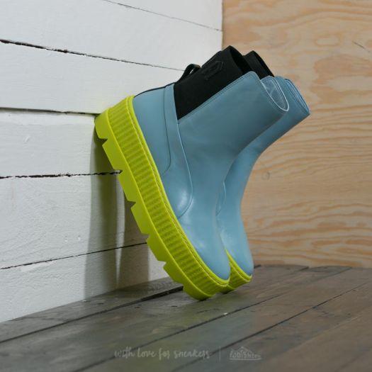 watch af313 3d4e0 Puma Fenty x Rihanna Chelsea Sneaker Boot Wn´s Sterling ...
