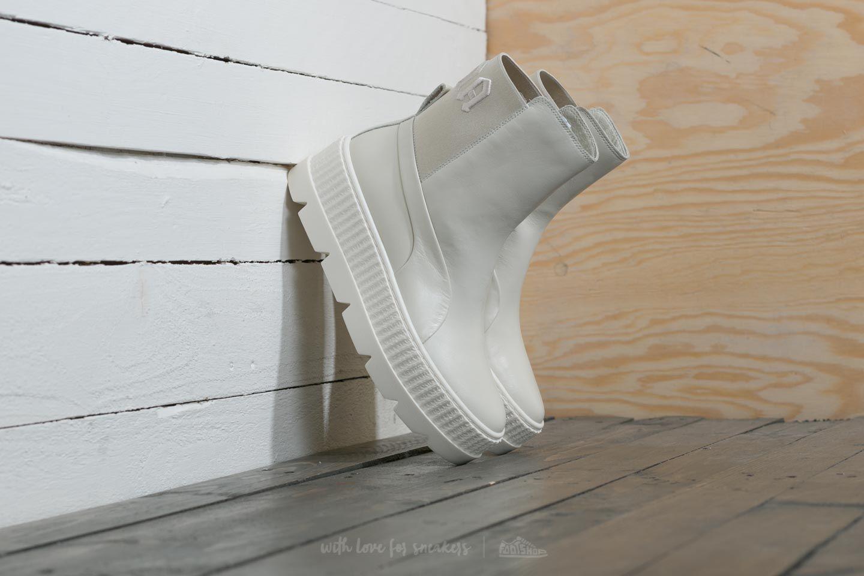 93e987a75c9f Puma Fenty x Rihanna Chelsea Sneaker Boot Wn´s Vanilla Ice ...