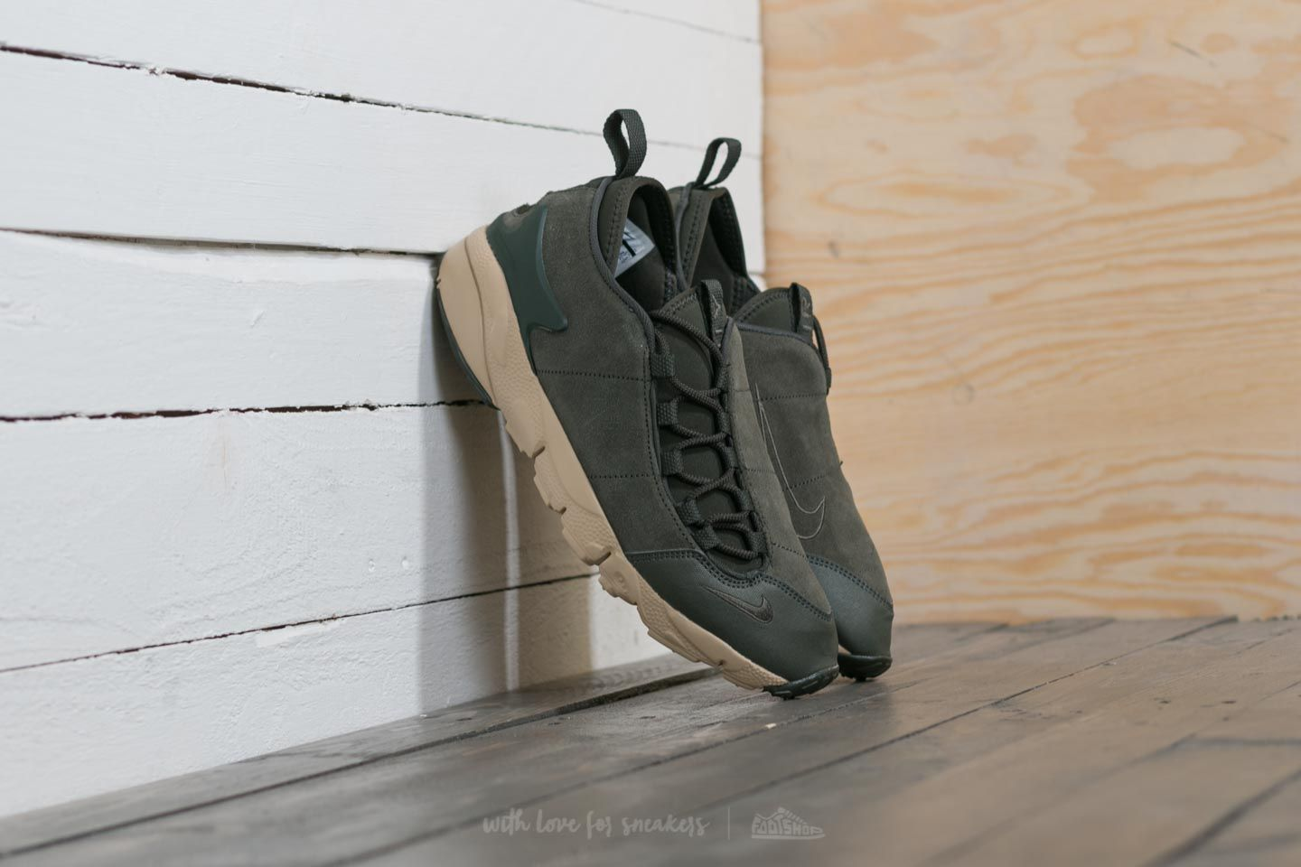 Nike Air Footscape Natural Motion
