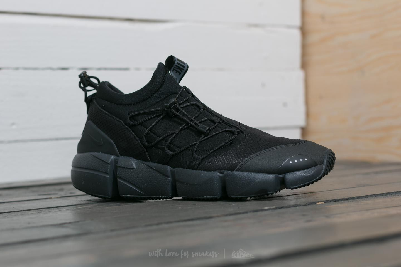 Nike Air Footscape Utility DM Black/ Anthracite-White   Footshop