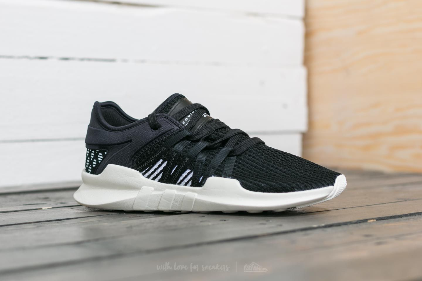 low priced b9c4b 10530 adidas Equipment Racing ADV W Core Black Core Black Off White at a great