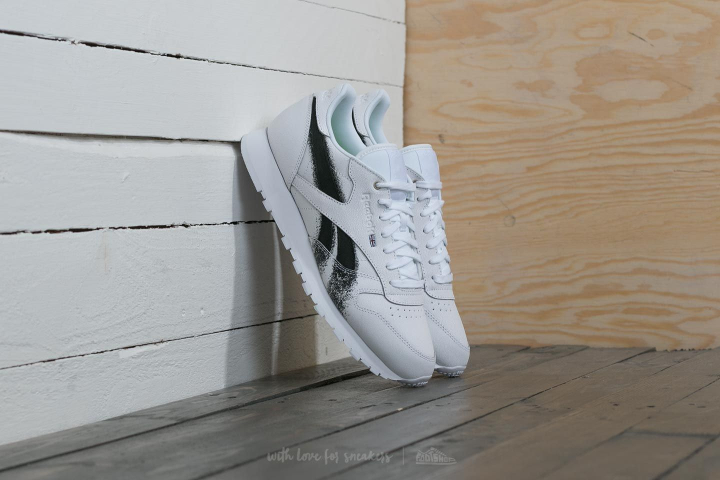 Reebok x Montana Cans Classic Leather