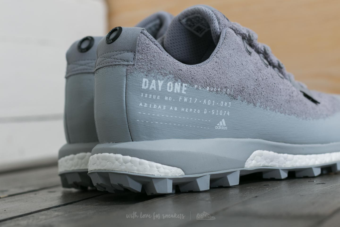 details for exquisite design authentic quality adidas Day One Terrex Agravic Light Onix/ Stone | Footshop