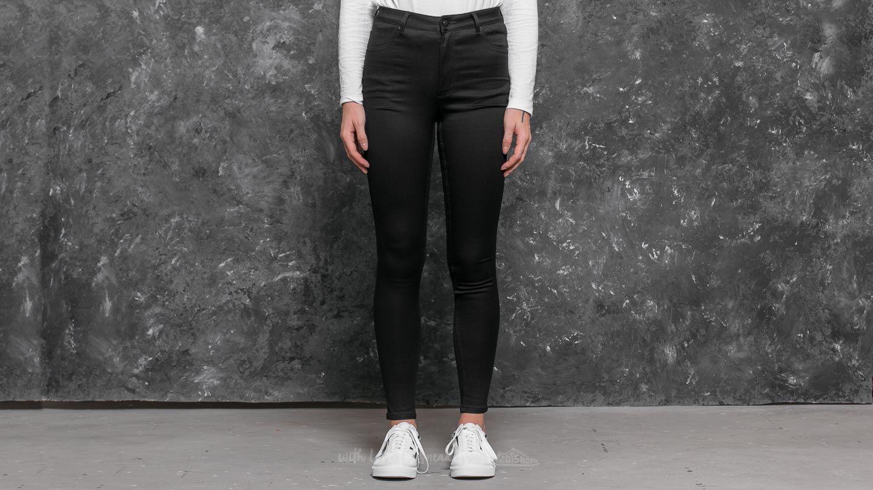 Cheap Monday High Spray Tux Jeans Satin Black za skvělou cenu 750 Kč koupíte na Footshop.cz