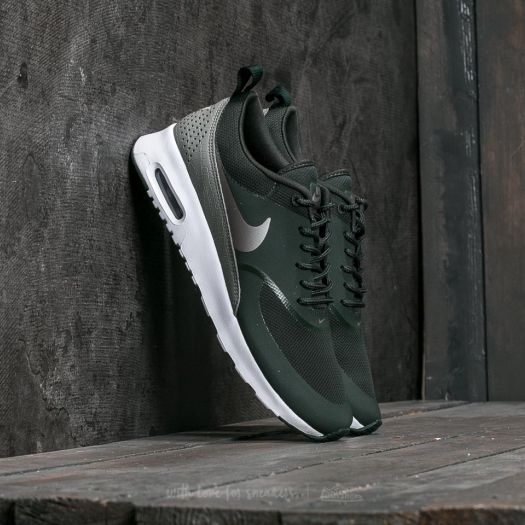 lowest discount shoes for cheap quality design Nike W Air Max Thea Outdoor Green/ Metallic Pewter | Footshop