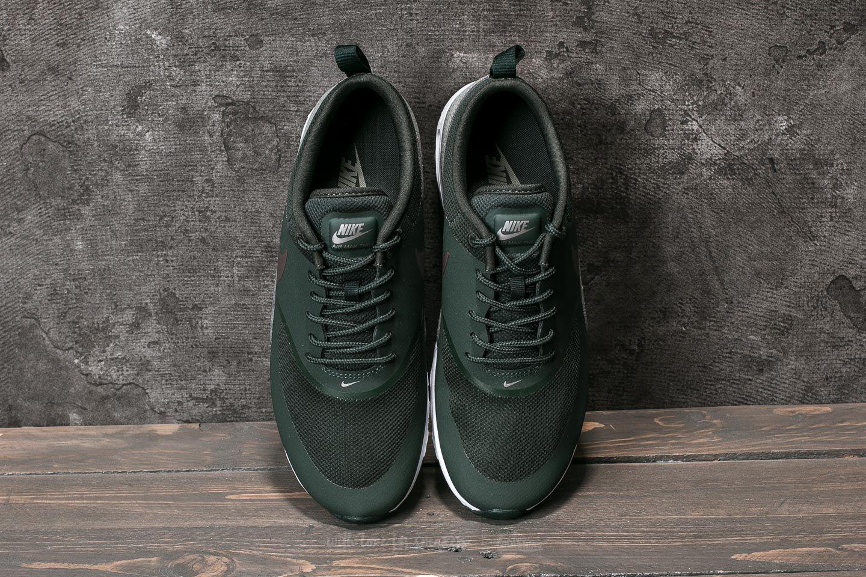 Nike W Air Max Thea Outdoor Green Metallic Pewter | Footshop