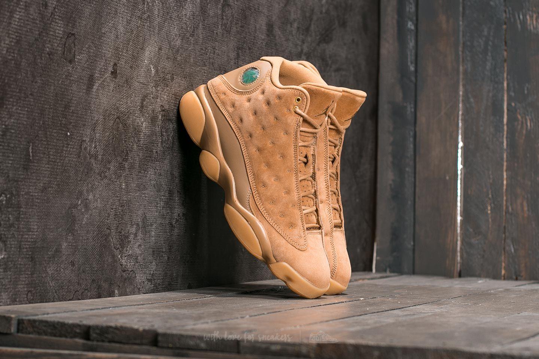 be9fcafa202 Air Jordan 13 Retro Elemental Gold/ Baroque Brown | Footshop