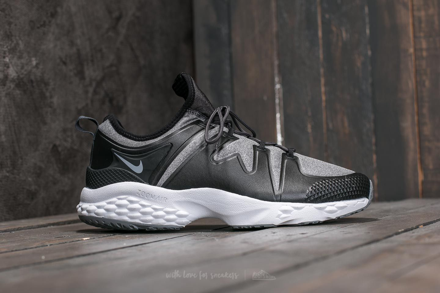 Nike Air Zoom LWP '16 Anthracite Cool Grey Black | Footshop