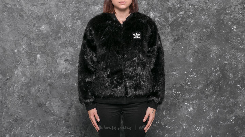 7c3e454b5 adidas Fur SST Jacket Black | Footshop
