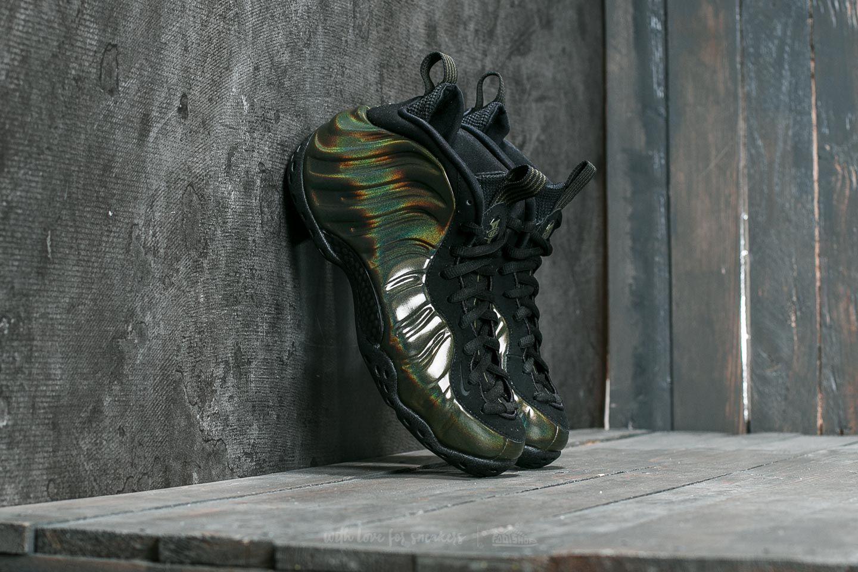 5b0f81b1b3875 Nike Air Foamposite One Legion Green  Black-Black