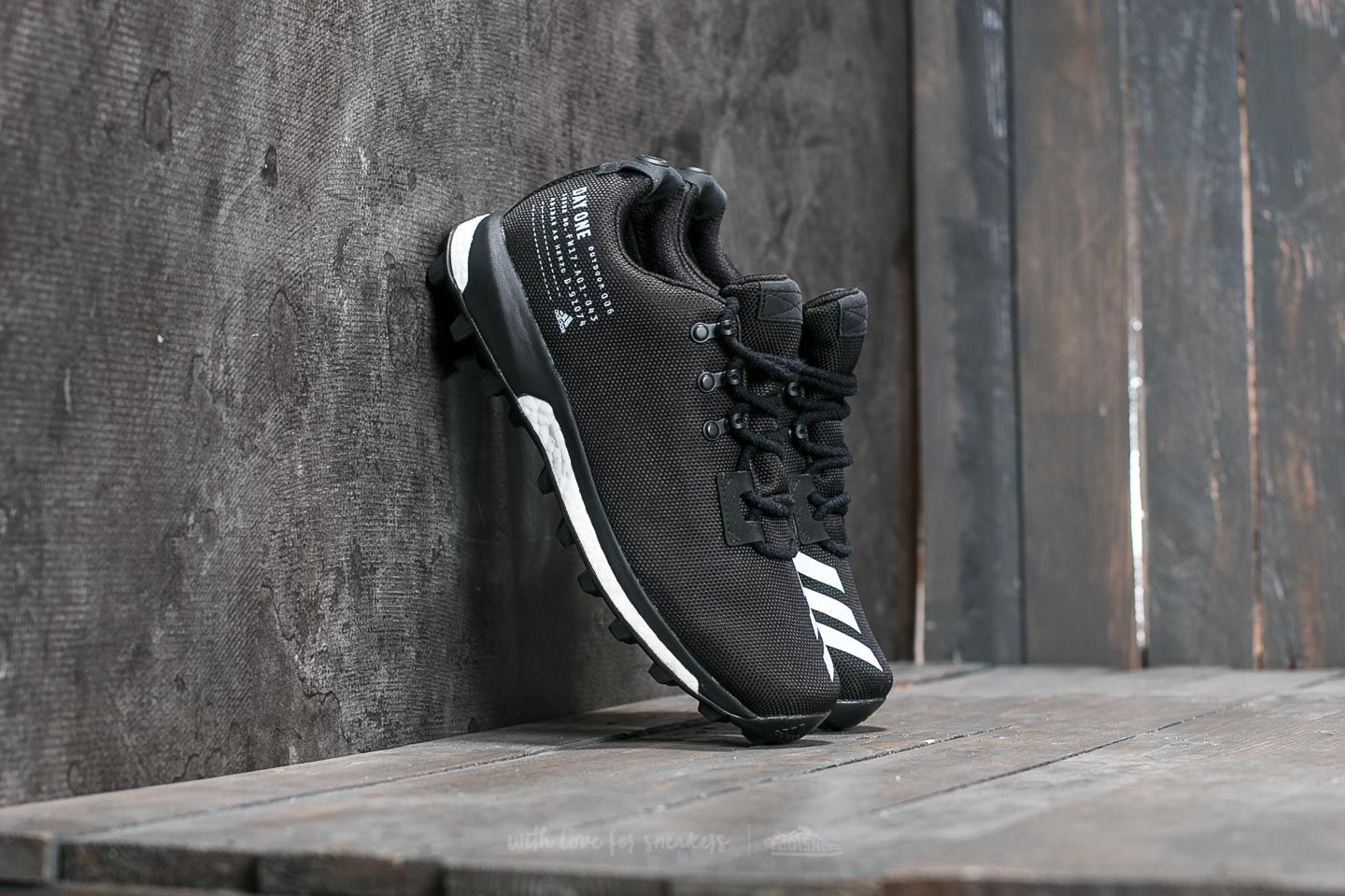 huge discount 272a6 7d31c adidas Day One Terrex Agravic. Black White