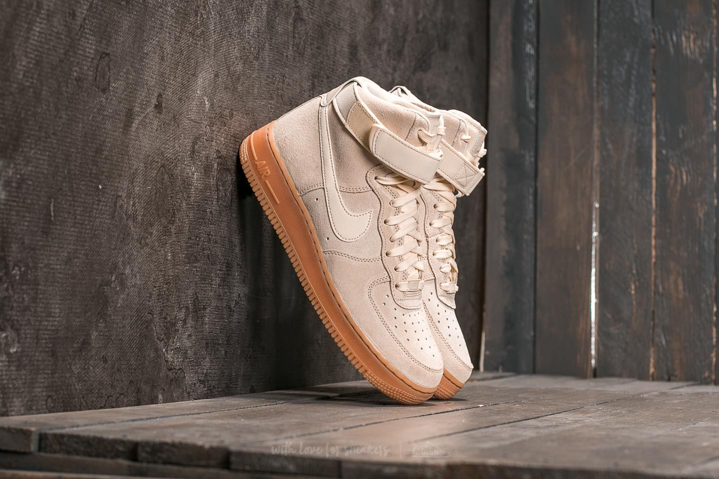 reputable site 52a35 79f98 Nike Air Force 1 High ´07 LV8 Suede