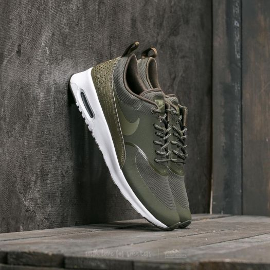 Homme Nike Air Max Thea Pour Promo Olive magasin de