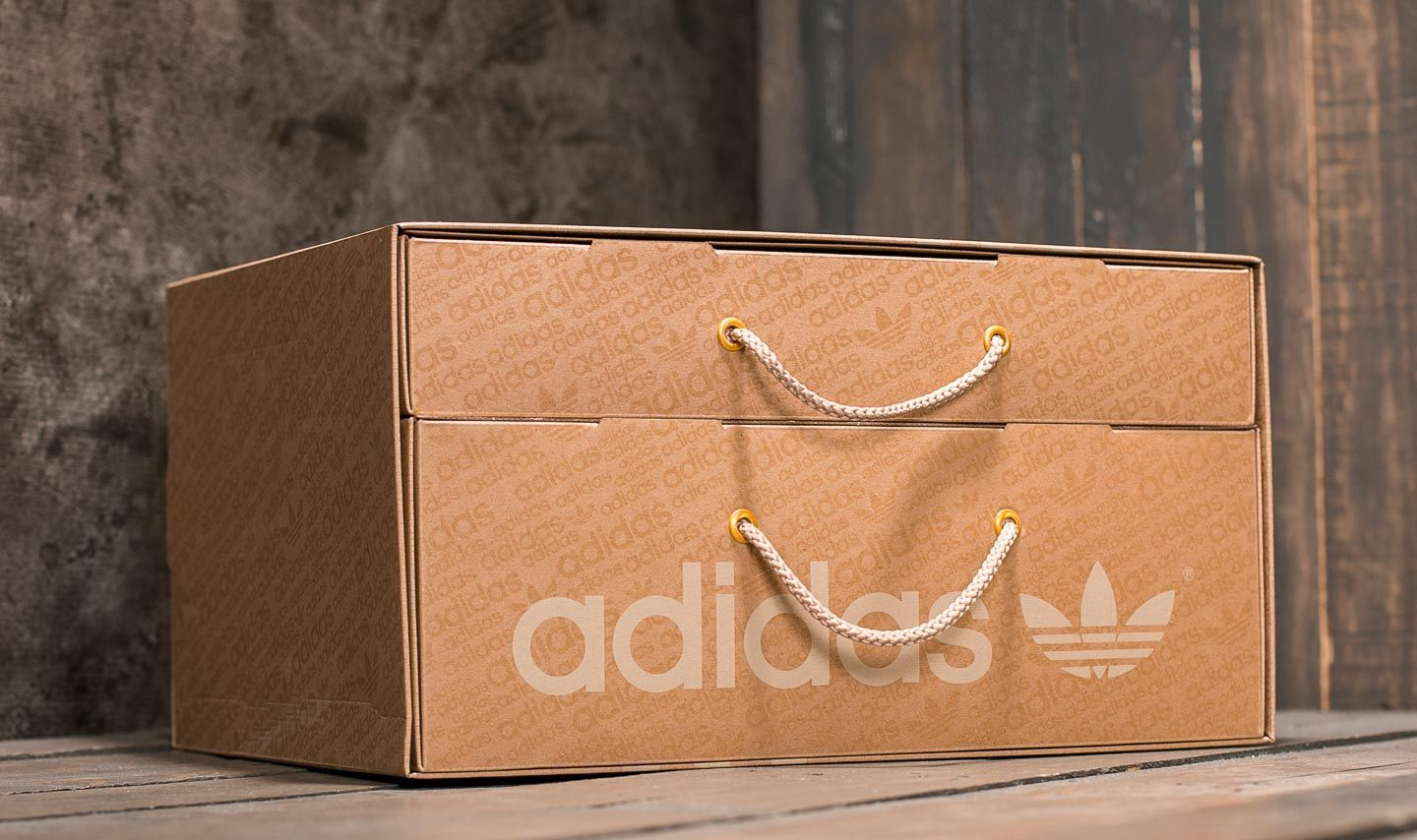 "adidas Forum Hi ""Crafted Pack"" Supplier Colour/ Ftw White/ Gold Metallic, Gray"