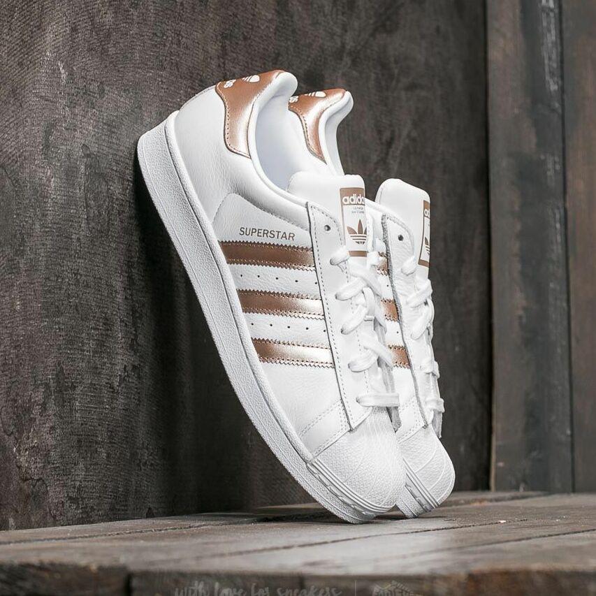 adidas Superstar W Ftw White/ Cybemt/ Ftw White EUR 39 1/3