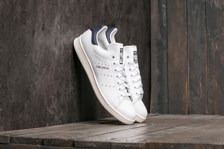 adidas Stan Smith FTW White/ FTW White/ Noble Ink za skvělou cenu 2 690 Kč koupíte na Footshop.cz
