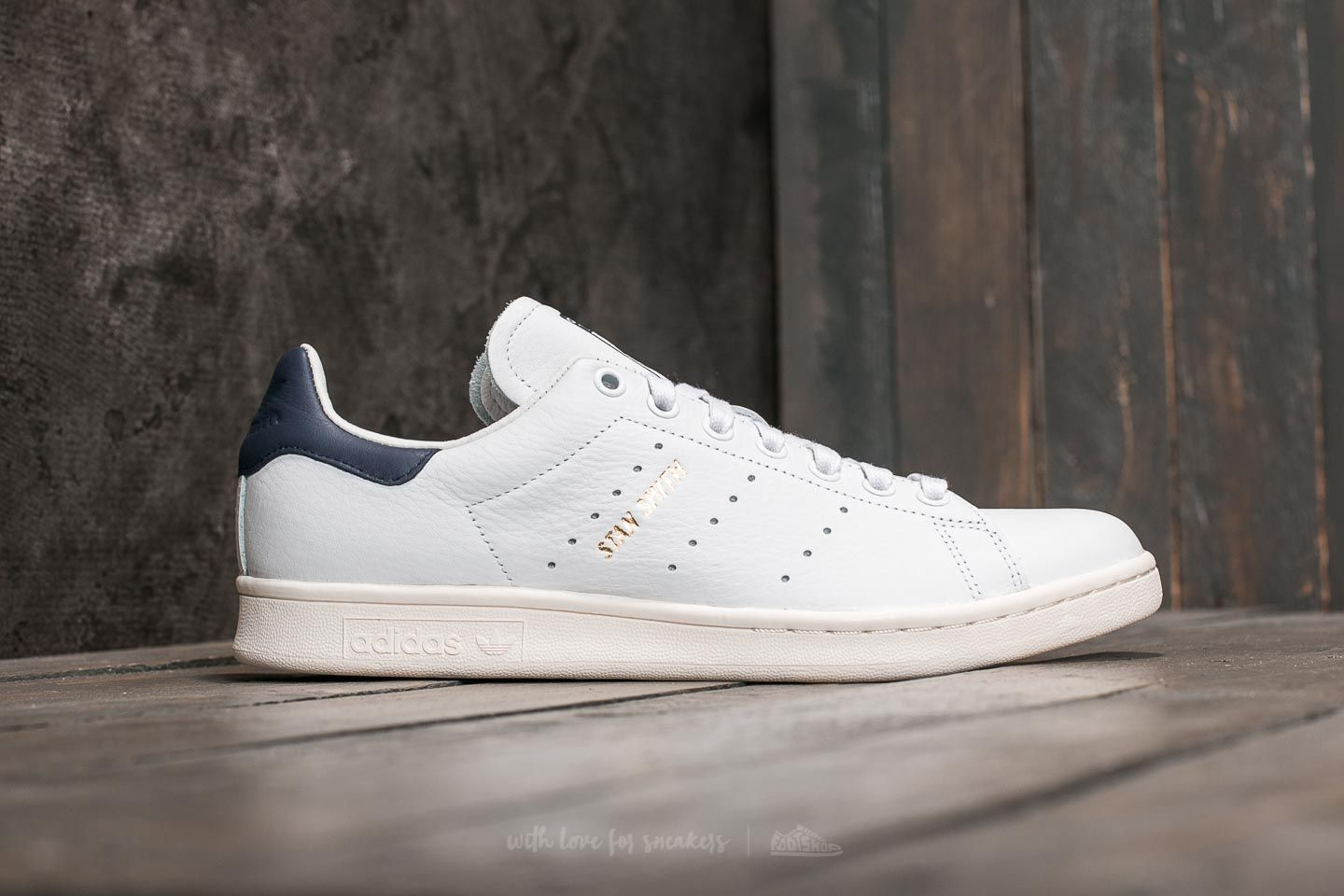 e3880e108155 adidas Stan Smith FTW White  FTW White  Noble Ink at a great price 99