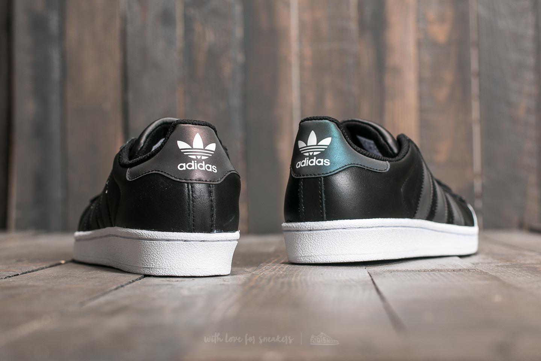 shoes adidas Superstar J Core Black