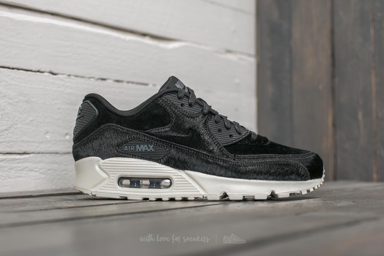official photos 03818 35ccf Nike W Air Max 90 LX Black/ Black/ Dark Grey/ Sail | Footshop