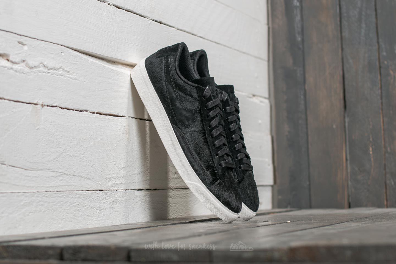 Nike Wmns Blazer Low LX Black/ Black-Sail za skvělou cenu 1 490 Kč koupíte na Footshop.cz
