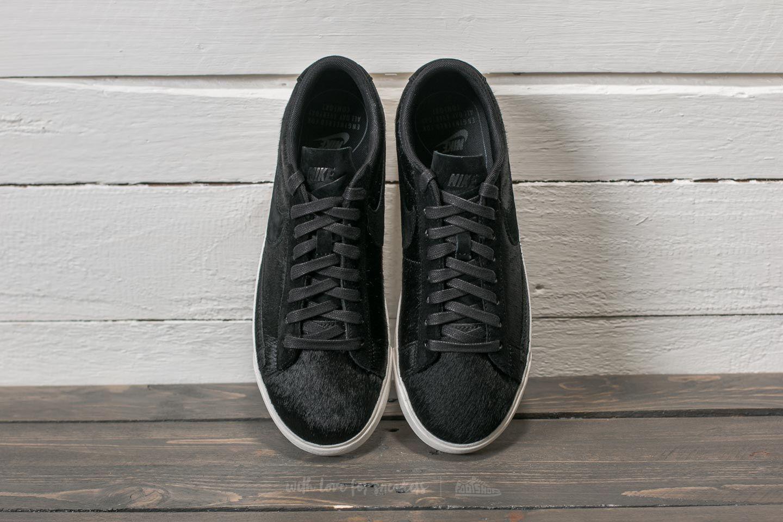 Nike Wmns Blazer Low LX Black  Black-Sail at a great price 55 € 8d11a26f1a