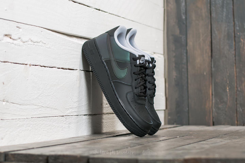 Nike Air Force 1 LV8 (GS) Black  Black  Wolf Grey  75e8326599c5