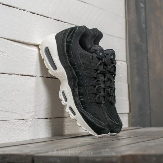 wholesale dealer fcaf7 e979b Nike W Air Max 95 LX Black/ Black/ Dark Grey/ Sail | Footshop