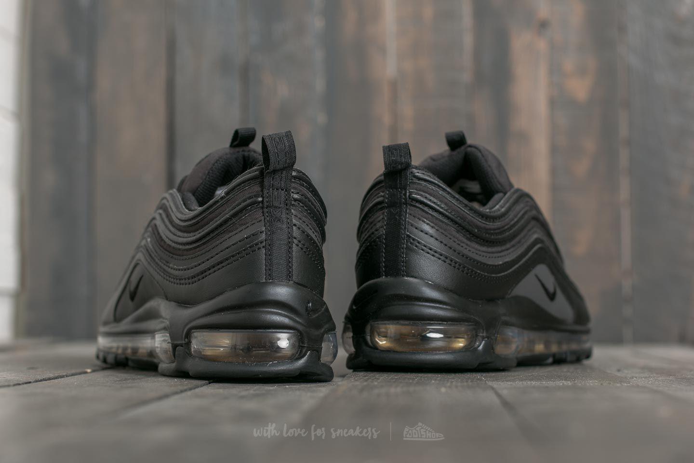 Nike Air Max 97 Premium SE Black Black Metallic Gold | Footshop