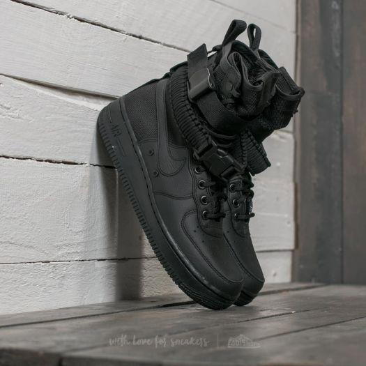 Scarpe e sneaker da donna Nike W Air Force 1 Shell Midnight